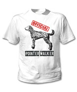 Pointer - official walker b - NEW COTTON WHITE TSHIRT - $19.59