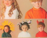 Halloween or School Play Headbands for Children Sewing Pattern