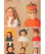 Halloween or School Play Headbands for Children Sewing Pattern - $7.50