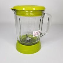 Nostalgia Margarita Oasis Frozen Drink Machine 36 oz Glass Pitcher, Blad... - $43.05