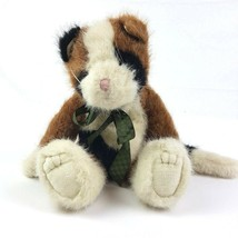 "Boyds Bears Marmalade Sneakypuss Plush Calico Cat Kitty Stuffed Animal 13""  - $22.77"