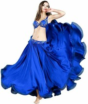 Royal Smeela Belly Dance Costume For Women Belly Dancing Skirts Belly Da... - $118.79