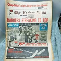 The Hockey News February 23 1973 Dennis Hull Gilles Villemure Rod Seiling - $7.91