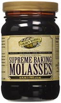 Golden Barrel Unsulphured Supreme Baking/Barbados molasses, 16 Ounce - $11.55