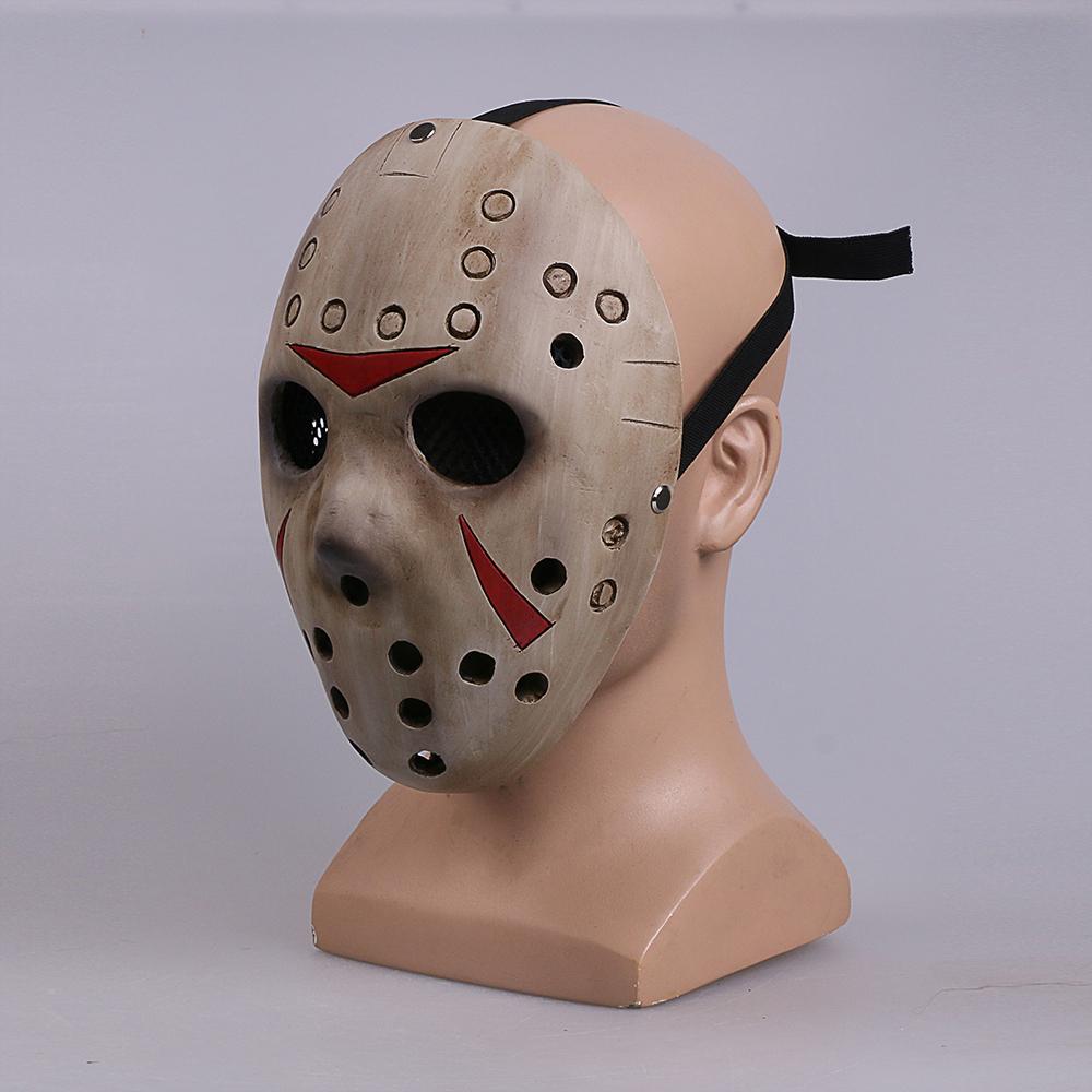CUSTOM MADE Jason Voorhees FRIDAY THE 13th hockey mask Halloween costumes Freddy