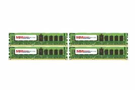 MemoryMasters 32GB (4x8GB) DDR3-1866MHz PC3-14900 ECC RDIMM 2Rx8 1.5V Registered - $177.20
