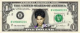 PRINCE on a REAL Dollar Bill Cash Money Collectible Memorabilia Celebrity Novelt - $8.88