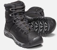 Keen Targhee High Lace Insulated Sz 9 M (D) EU 42 Mens WP Hiking Boots 1019913