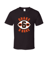 Baker Mayfield Shake And Bake Cleveland Football Distressed T Shirt - $19.99