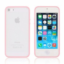 iPhone 6S Plus, 6 Plus case Bumper Case Cover Protective Frosted Clear H... - $2.47