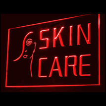 160013B SKIN CARE Men Women Lotion Nourish Distillate Health Skin LED Light Sign - $18.00
