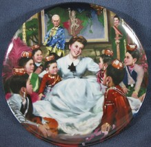 Getting To Know You The King And I Knowles Collector Plate William Chamb... - $17.95