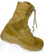 Belleville Men's C300 ST Military Coyote Brown Hot Weather Steel Toe Boo... - $68.15