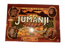 Jumanji The Game Travel Size Board Game New open box everything sealed I... - $14.80