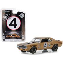 1967 Chevrolet Camaro Z/28 #4 Johnny Moore Aero Chevrolet Hobby Exclusiv... - $13.15