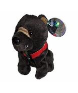 Coca Cola International Series Russian Flag Beanbag Bear Mint with Tag - $3.95