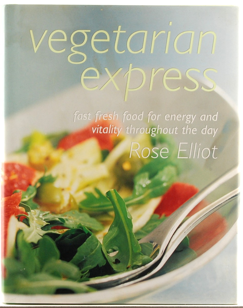 Book vegetarian express