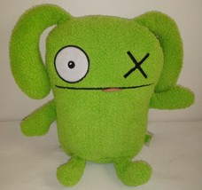 "Ugly Doll Ox Green X Eye Tongue Out 2019 8"" Monster Plush - $14.84"