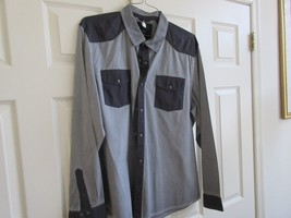 Guess   , Size XXL , Western Slim Fit  , Long Sleeve Shirt , 100% Cotton - $29.65