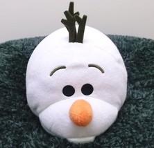 "Disney Tsum Tsum Plush 12"" OLAF Frozen Movie Snowman Stuffed Toy Pillow ... - $9.90"