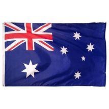 3x5 Australia Flag 3'x5' Australian House Banner grommets super polyester - $16.00