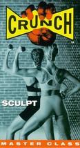 Crunch: Master Class Sculpt [VHS Tape] (1998) Crunch - $19.99