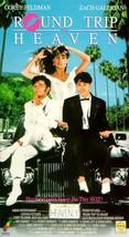 Round Trip to Heaven [VHS Tape] (1995) Ray Sharkey; Earl Finn; Frank Torres - $19.99