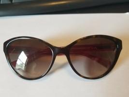 RALPH LAUREN RA 5195 1429/13 Sunglasses Dark Brown Tortoise ~ Red Paisle... - $68.31
