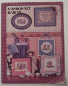 Sunbonnet Babies (Craft Book) [Unknown Binding]