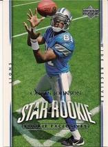 2007 Upper Deck Calvin Johnson Star ROOKIE Exclusive Card #277 Lions RC HOF - $4.50