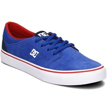Dc Sneakers Trase Sd, ADYS300172NAVYRED - $106.00