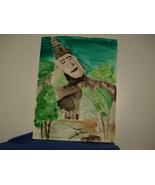 budha painting;  Artis:  Pitsana Borihane - $15.95