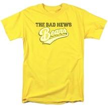 Bad News Bears T-shirt distressed logo 1970's movie retro cotton tee  PAR131 image 2