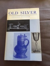 "1964 ""Old Silver For Modern Settings"" Illustrated Hardback Book - $2.61"