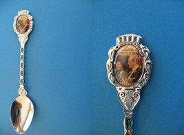 Trudeau Canadian Constitution Ottawa 1982 Souvenir Spoon - $6.99