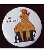 Alf No Problem Pinback  - $1.99