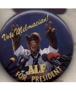 Alf For President Pinback  - $1.99