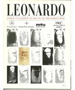 Leonardo Homage to Leonardo Da Vinci By IWC and Daimler-Benz Magazine - $1.99