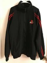 NCAA Louisville Cardinals BMOC Sportswear Mens Red Black Full Zip Jacket Size XL - $31.67