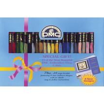 DMC Special Gift Collection 25 skeins 100% cotton DMC - $7.00