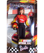 NASCAR OFFICIAL #94 BARBIE - $15.00