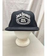 trucker hat baseball cap Vintage Snapback Mesh Retro Jack Daniels Whiskey - $39.99