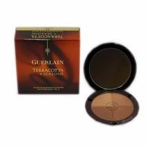 Guerlain Terracotta 4 Seasons TAILOR-MADE Bronzing Powder SPF-10 10G #02-G40501 - $58.91