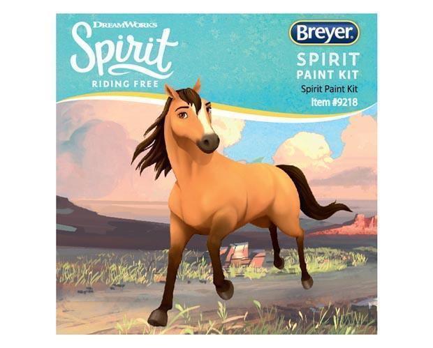 <><  Spirit  Painting Kit  Item#: 9218 | Age: 4+ | Scale: 1:32  young artist - $19.34