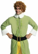 Rubies Buddy the Elf Curly Wig Adult Movie Christmas Halloween Costume 51129 - £11.47 GBP