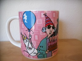 "Hallmark Maxine Huge Oversized ""Old age is mostly in your mind"" Coffee Mug  - $30.00"
