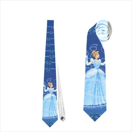 Primary image for necktie tie cinderella princess birds godmother mice guz mouse fairy tale castle