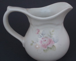 Pfaltzgraff Tea Rose Creamer - $13.50