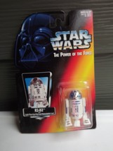 1995 Star Wars The Power of the Force R2D2 Action Figure - $14.01