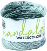 Lion Brand Mandala Watercolors Yarn Quarry - $8.06